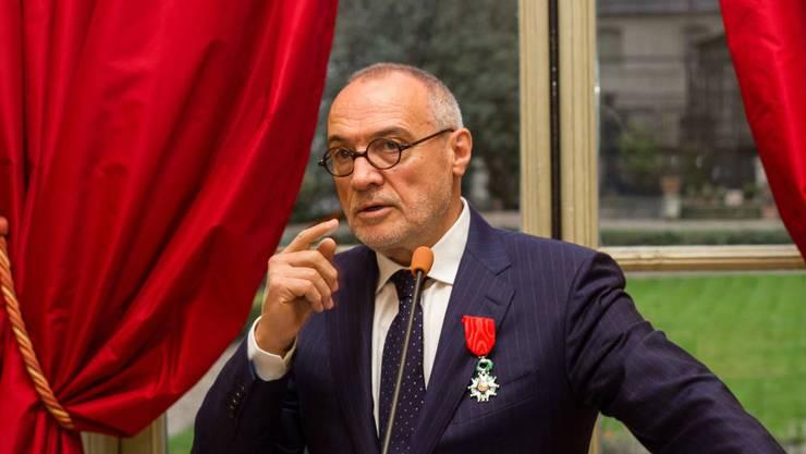 Opernregisseur Giancarlo Del Monaco