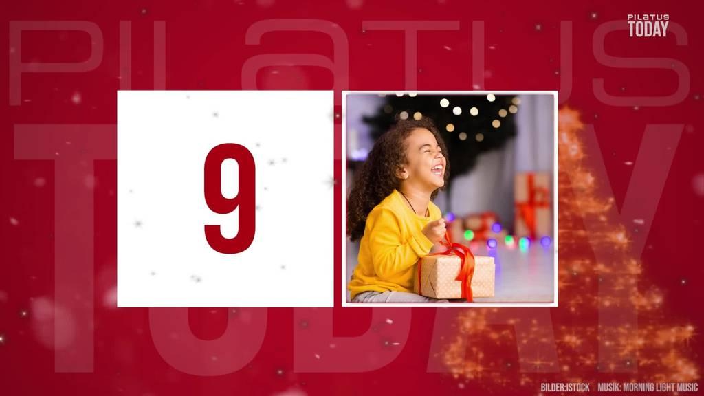 Türchen 9: Weihnachtsshopping in Zahlen
