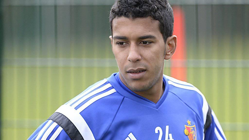 Ahmed Hamoudi verlässt den FC Basel