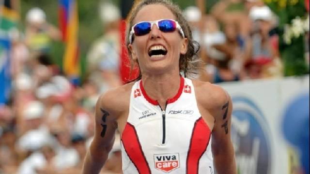 11. Ironman-Triumph für Natascha Badmann.