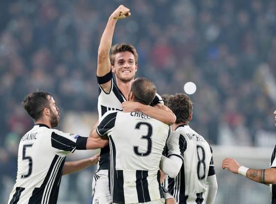Juventus Turin dominiert die italienische Liga.