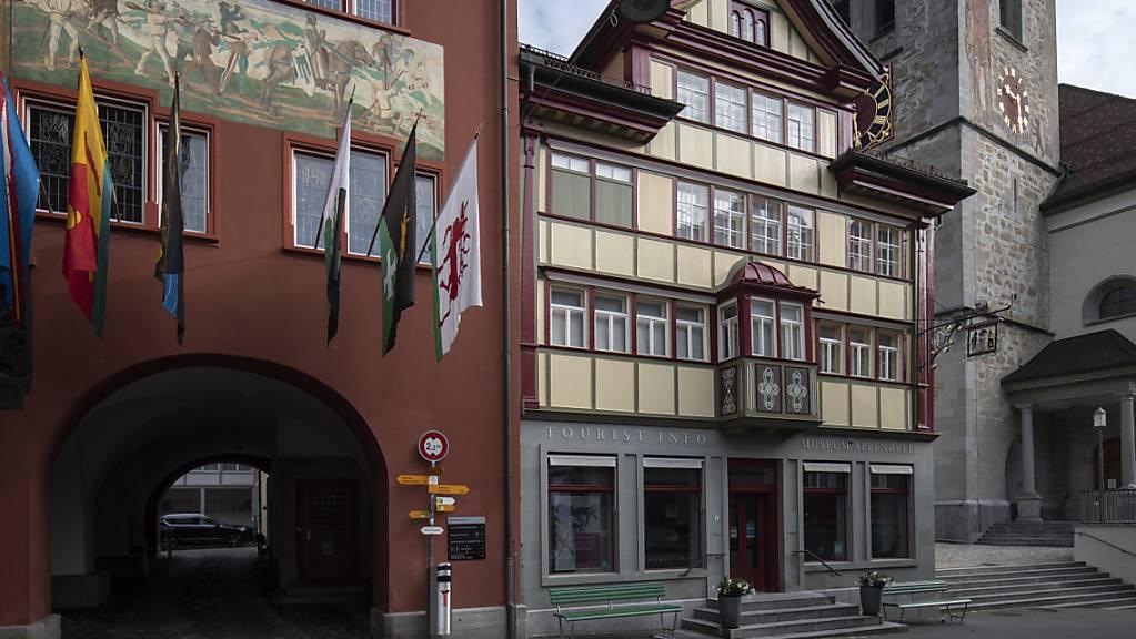 Für die kantonale Verwaltung von Appenzell Innerrhoden gibt es ein neues Lohnsystem. (Symbolbild)