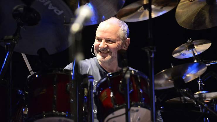 Der britische Schlagzeuger Jon Hiseman ist im Alter von 73 Jahren an den Folgen einer Hirntumor-Operation gestorben. (Archivbild)