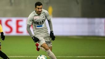 Varol Tasar verlässt den FC Aarau