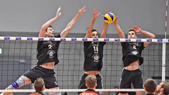 Ein Doppeljubiläum und hohe Ansprüche: Volley Schönenwerd feiert sein 10-Jahre-NLA-Jubiläum und zugleich den Start in die 40. Saison.