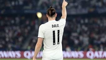 Unter Zinédine Zidane keine Zukunft bei Real Madrid: Gareth Bale