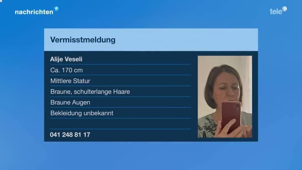 Vermisstmeldung: 51-jährige aus Emmen
