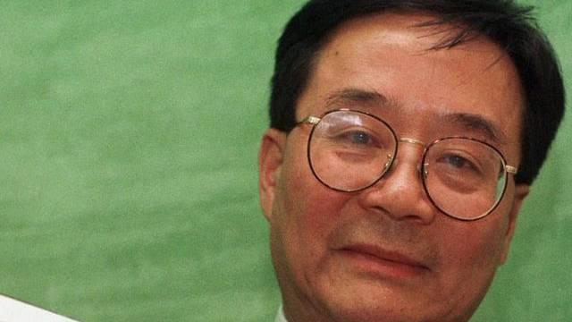 Der chinesische Dissident Harry Wu (Archiv)