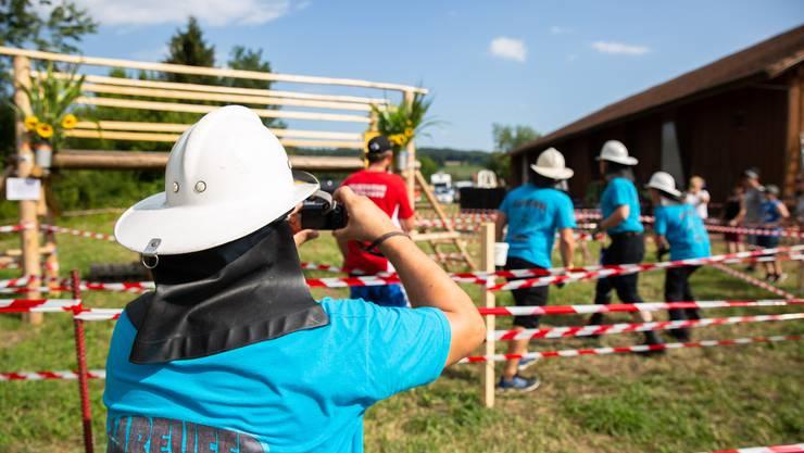 Sandlochfest 2018 in Staad