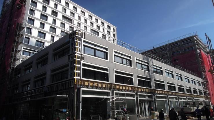 Auf drei Geschossen entstehen an der Ecke Lager-/Langstrasse sechs Kinos, ein Bistro, ein Buchsalon sowie ein Foyer und eine Lounge.