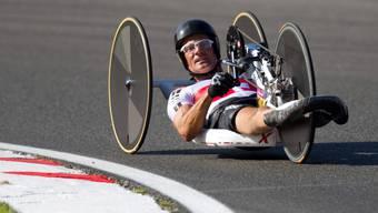 Persönliche Fotos aus dem Paralympics-Tagebuch von Heinz Frei