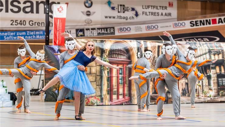 Kreative Choreografien und gewagte Akrobatik: Turnen kann ganz schön spannend sein.