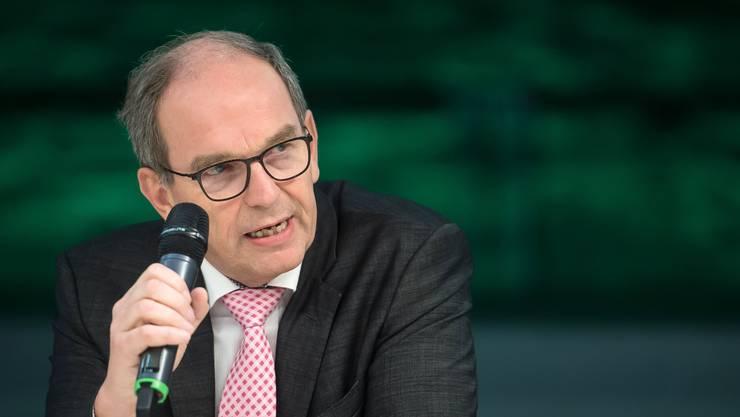 Der St.Galler Regierungspräsident Bruno Damann.