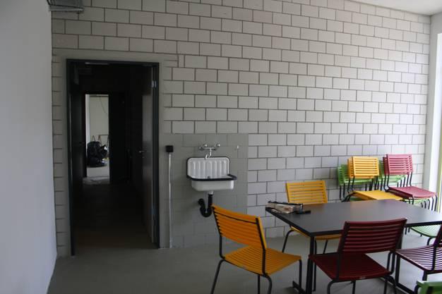 Die Ausschreibung für die Ateliers im Kulturzentrum Gleis 21 läuft.