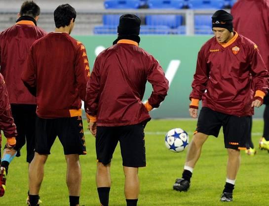 Roma-Legende Francesco Totti