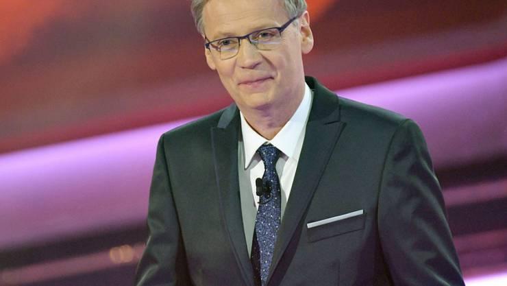 In Sachen Orientierungssinn kann er es nicht mit Pinguinen aufnehmen: Moderator Günther Jauch. (Archivbild)