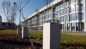 Der Europa-Hauptsitz von DePuy Synthes in Zuchwil