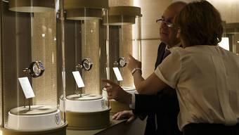 Der Genfer Uhrensalon SIHH hat noch nie so viele Besucherinnen und Besucher verzeichnet wie dieses Jahr