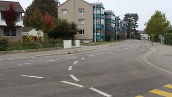 Je 300000 Franken für die Sanierung Hausmattrain zwischen Erlimatt und «im Kleinholz», ...