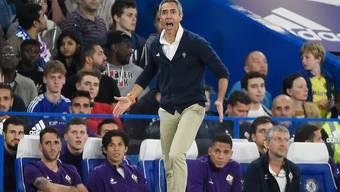 Das Wiedersehen mit Paulo Sousa findet bereits im September statt.