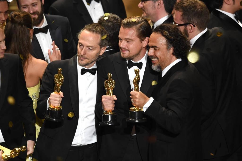 Gewinner unter sich. (© Getty Images)