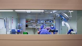 Die Klinikgruppe mit Hauptsitz in Olten expandiert heuer nach Wohlen und Winterthur. (Symbolbild)