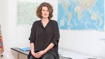 Lelia Hunziker ist Leiterin der Anlaufstelle Integration Aargau.