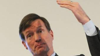 Brady Dougan erwartet, dass mit den neuen Bonus-Regeln der EU die Löhne der Banker trotzdem ansteigen werden (Archiv)