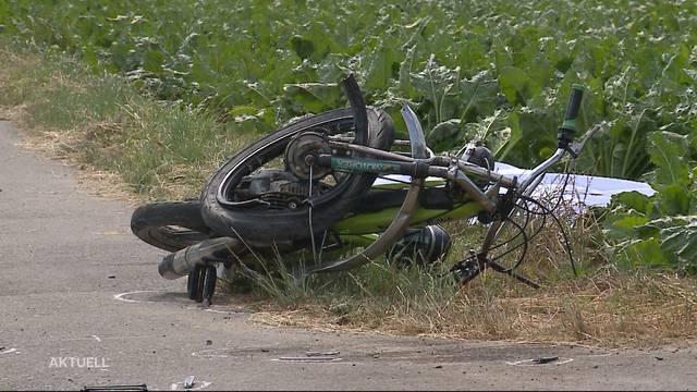 Zwei tödliche Unfälle an einem Tag
