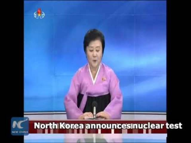 Nordkorea verkündet erfolgreichen Atombombentest