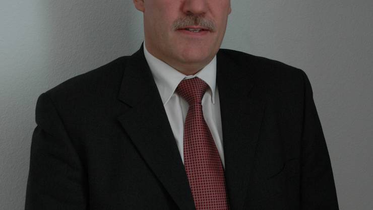 Daniel Schläpfer, Präsident Wirtschaftsforum Zurzibiet (Archiv)
