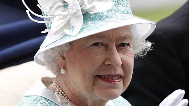 Queen Elizabeth II. (Archiv)