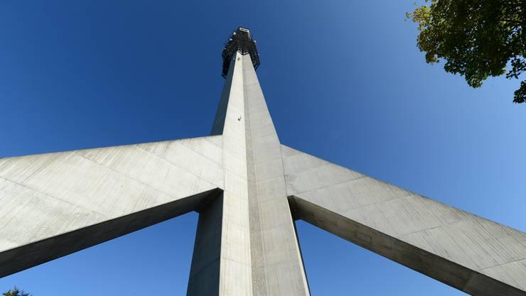 Tag der offenen Tür beim Chrischona-Turm