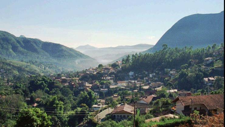 Die brasilianische Kleinstadt Nova Friburgo wurde vor fast 200 Jahren von Schweizer Auswanderern gegründet. (Archivbild)