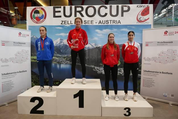 Nur Kars darf sich über die Bronzemedaille freuen.