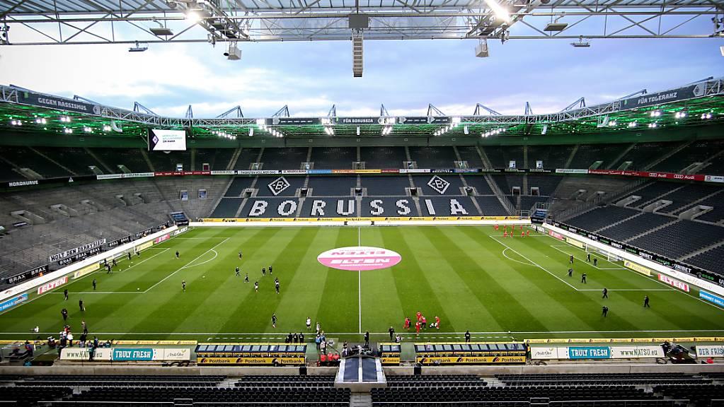 In der Bundesliga finden am Wochenende doch keine Spiele statt