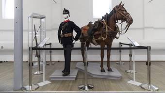 Armee feiert 200 Jahre Waffenplatz Thun