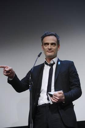 Anatole Taubmann, Mitglied der Jury des Prix de Soleure