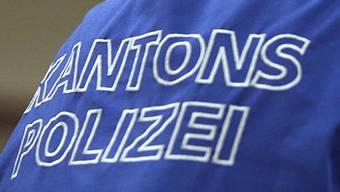 Kantonspolizei Aargau überreicht Auszeichnung