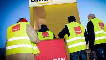 Immer wieder Streik: Diesmal wollen die Angestellten von Amazon im deutschen Koblenz die Arbeit ruhen lassen. (Symbolbild)