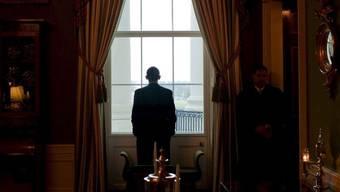 Auch er reflektiert seine ersten 100 Tage: Barak Obama.