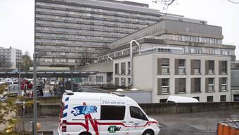 Die Spitäler im Kanton Waadt müssen zusätzliche Intensivbetten bereitstellen.
