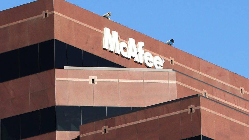 IT-Sicherheitsfirma McAfee will zurück an die Börse