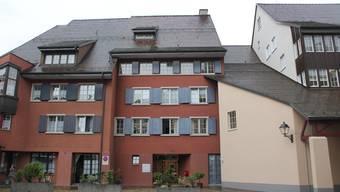 Das Bezirksgefängnis in Laufenburg