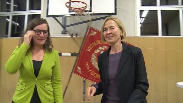 Solothurner Regierungsratskandidatin