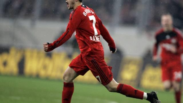 Will heute mit Leverkusen wieder jubeln: Tranquillo Barnetta