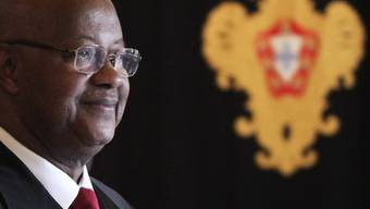 Carlos Gomes, Ministerpräsident von Guinea-Bissau, will Gaddafi mit offenen Armen empfangen (Archiv)