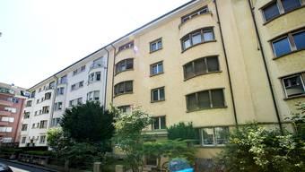 Massenkündigungen Erikastrasse 6,7 und 9 in Basel Nummer 6