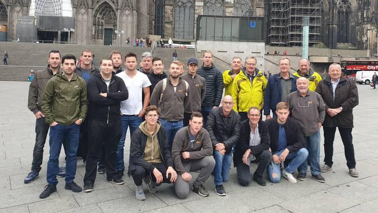 Vereinsreise PFVS in Köln