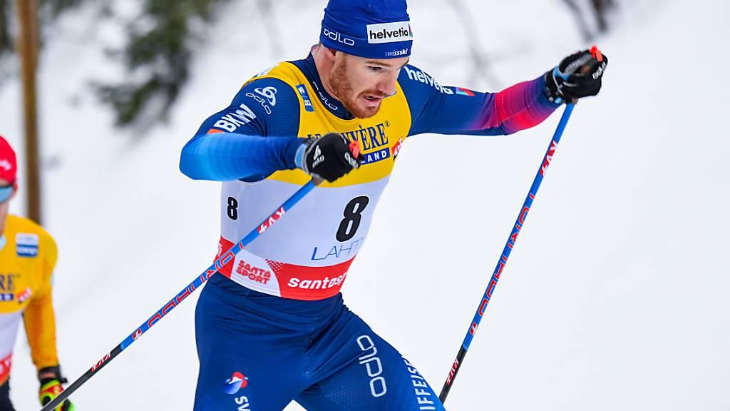 Als vierfacher Olympiasieger und Weltmeister von 2013 nach Oberstdorf: Dario Cologna ist seit Jahren das Schweizer Aushängeschild